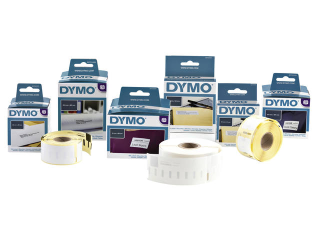 Etiket Dymo 99014 labelwriter 54x101mm badgelabel 220stuks 6