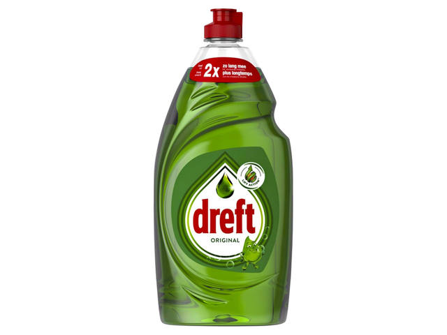 Afwasmiddel Dreft original 890ml 1