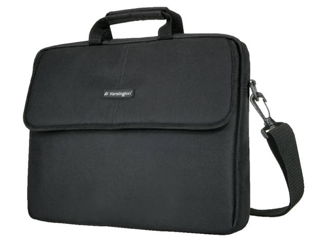 "Laptoptas Kensington SP17 17"" Classic Sleeve zwart 1"