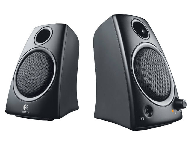 Speakerset Logitech Z130 5W zwart 1