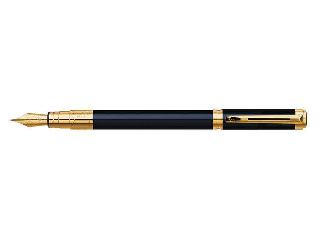 Vulpen Waterman Perspective Black GT medium 1