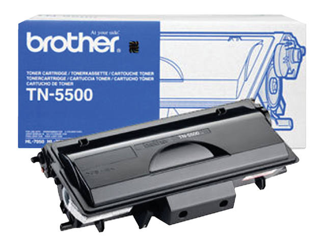 Tonercartridge Brother TN-5500 zwart 1