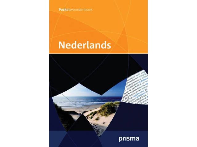 Woordenboek Prisma pocket Nederlands 1
