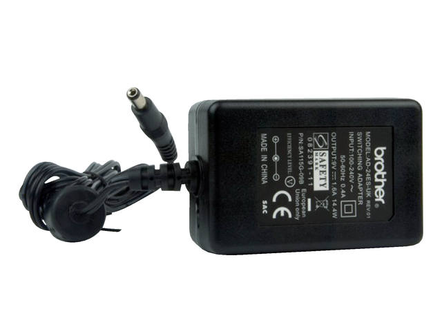 Adapter Brother 24ES 9V-1.6A 2