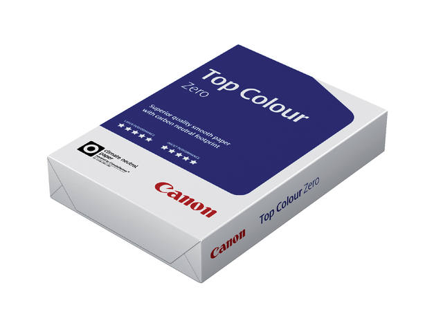 Laserpapier Canon Top Colour Zero A4 250gr wit 250vel 1