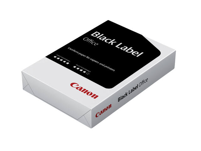 Kopieerpapier Canon Black Label Office A3 80gr NEN 500vel 1