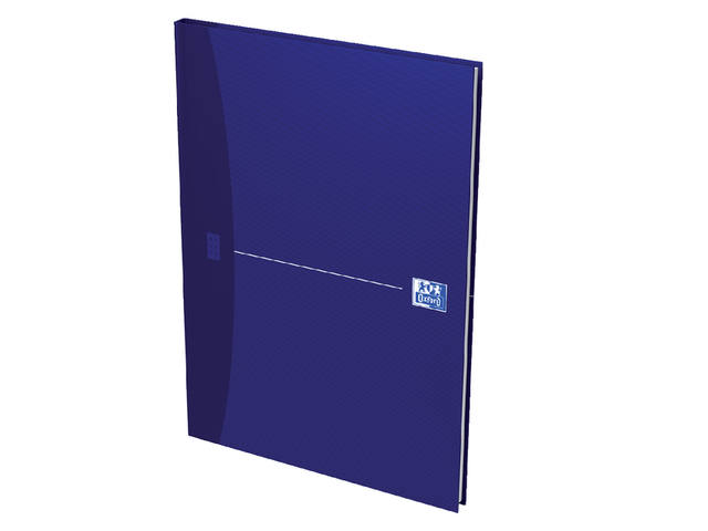 Notitieboek Oxford Original Blue A4 96vel gelinieerd 1