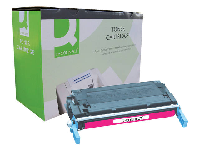 Tonercartridge Q-Connect HP C9723A 641A rood 1