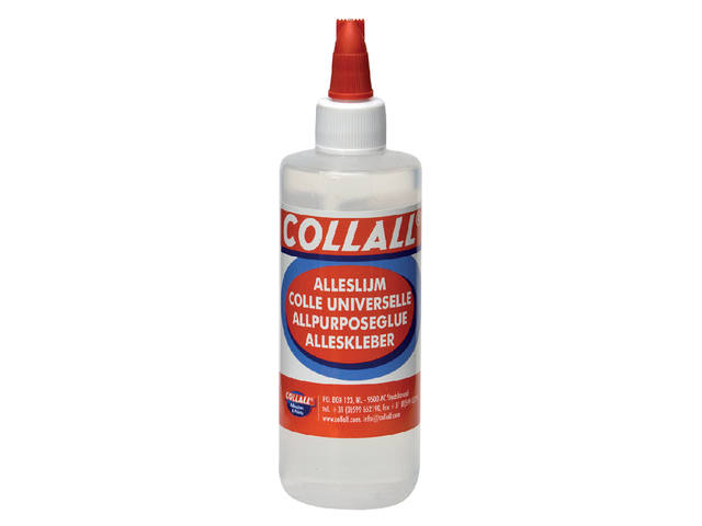 Alleslijm Collall flacon 200ml 1