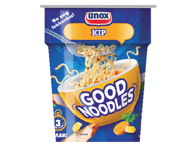 Unox Good Noodles kip cup 1