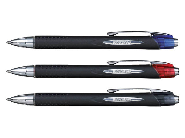 Rollerpen Uni-ball Jetstream RT 210R rood 0.45mm 2