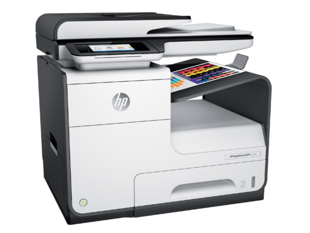 Multifunctional HP Pagewide Pro 477DW 5