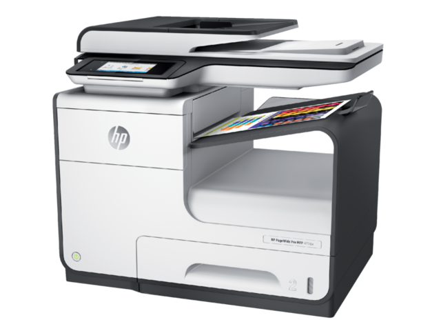 Multifunctional HP Pagewide Pro 477DW 4