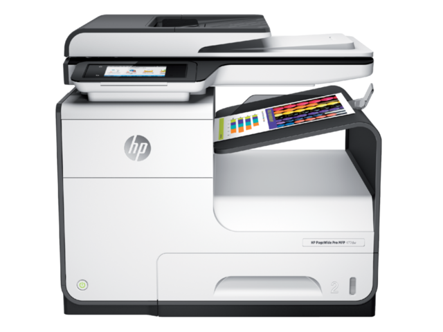 Multifunctional HP Pagewide Pro 477DW 3