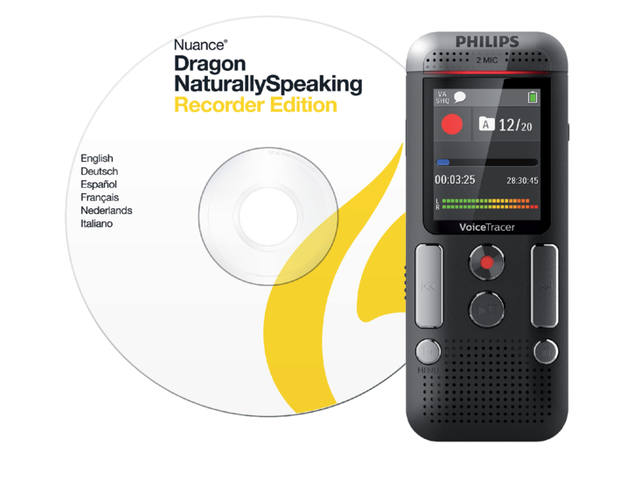 Digital voice recorder Philips DVT 2710 1
