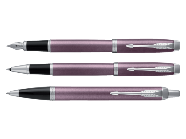 Rollerpen Parker IM light purple CT 4