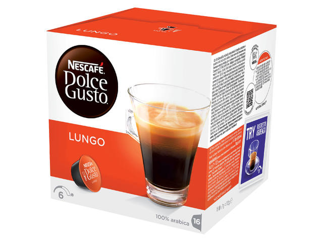 Koffie Dolce Gusto Lungo 16 cups 5