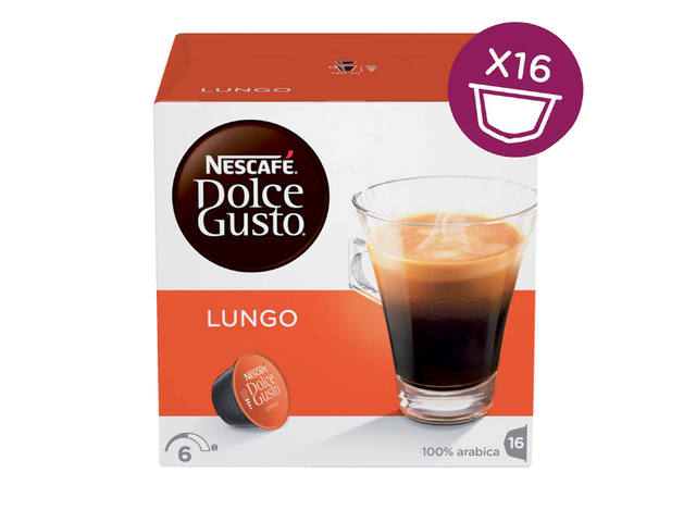 Koffie Dolce Gusto Lungo 16 cups 1
