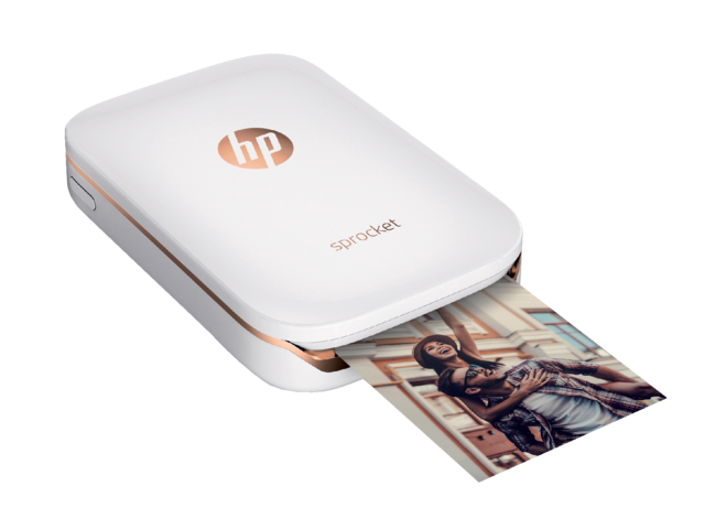 Fotoprinter HP Sprocket wit 2