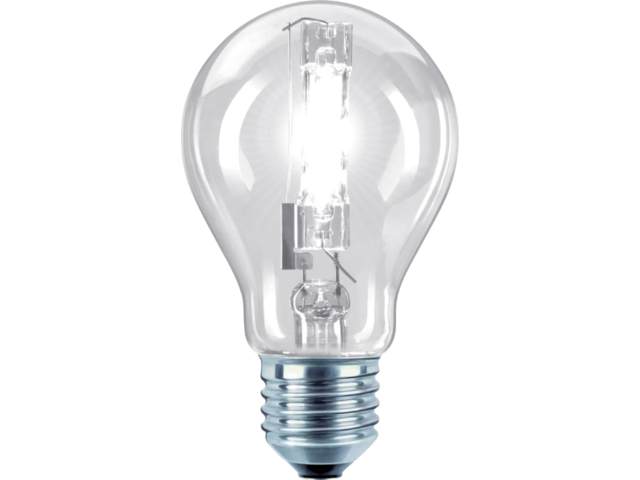 Halogeenlamp Philips Eco Classic E27 28W 370 Lumen 1