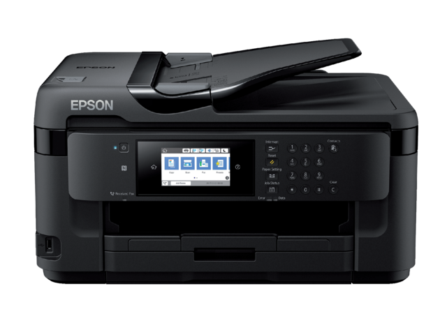 Multifunctional Epson Workforce WF-7710 A3 6