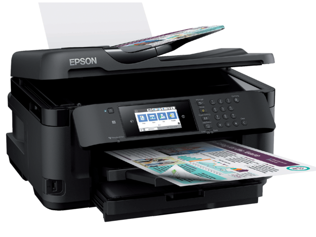 Multifunctional Epson Workforce WF-7710 A3 5