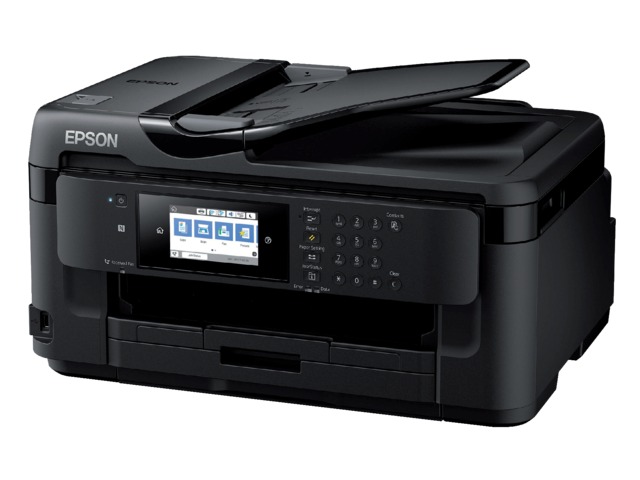 Multifunctional Epson Workforce WF-7710 A3 1