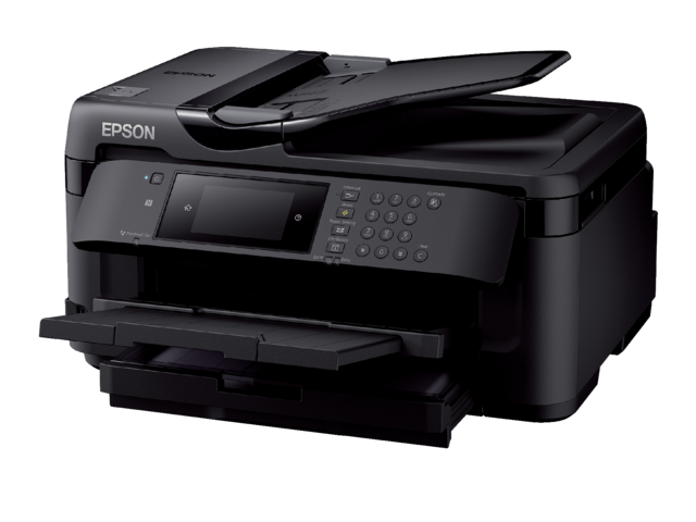 Multifunctional Epson Workforce WF-7710 A3 4