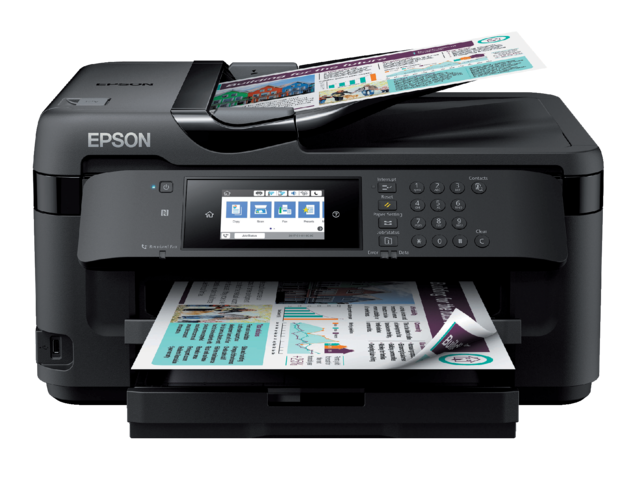 Multifunctional Epson Workforce WF-7710 A3 2