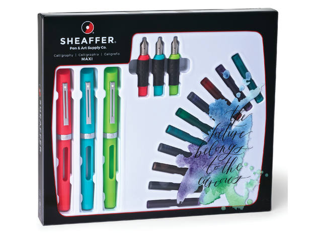 Kalligrafieset Sheaffer Viewpoint maxi kit 1