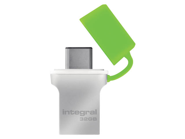 USB-Stick 3.0 Integral + type C 32GB 1