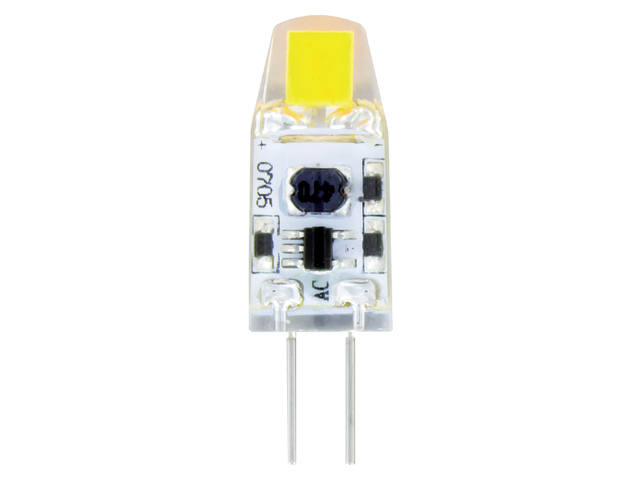 Ledlamp Integral G4 12V 1.1W 2700K warm wit licht 100lumen 3