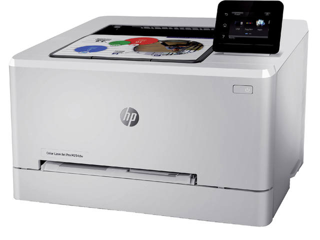 Laserprinter HP Laserjet Pro Color M254DW 1