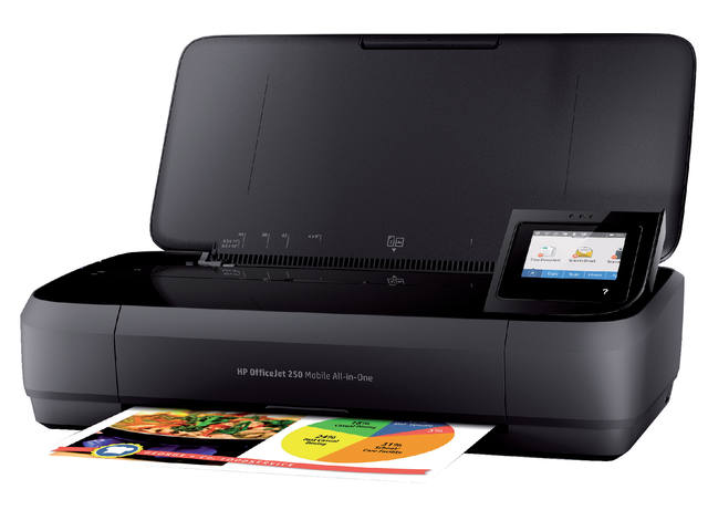 Multifunctional HP Officejet 250 mobile 1
