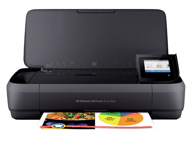 Multifunctional HP Officejet 250 mobile 2