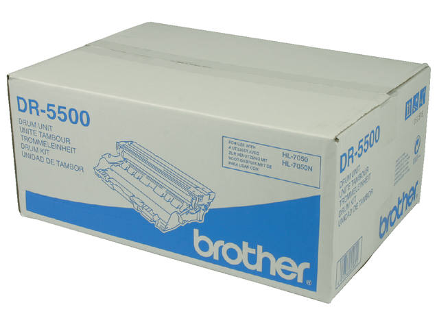 Drum Brother DR-5500 zwart 2