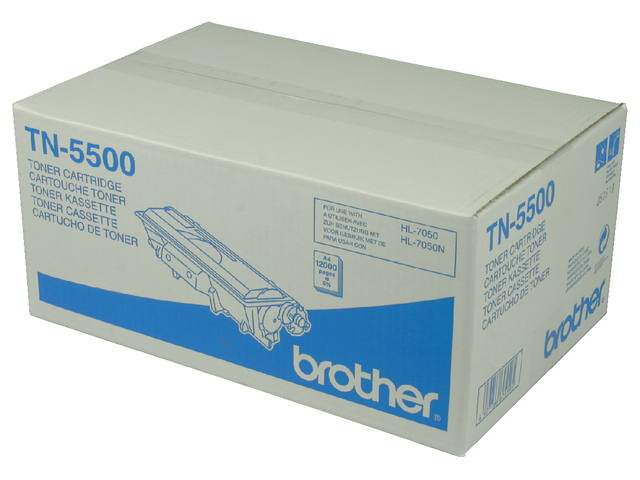Tonercartridge Brother TN-5500 zwart 2