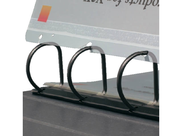 Opbergstrip 3L 8804-100 Filestrip 295mm 2/4-rings 3