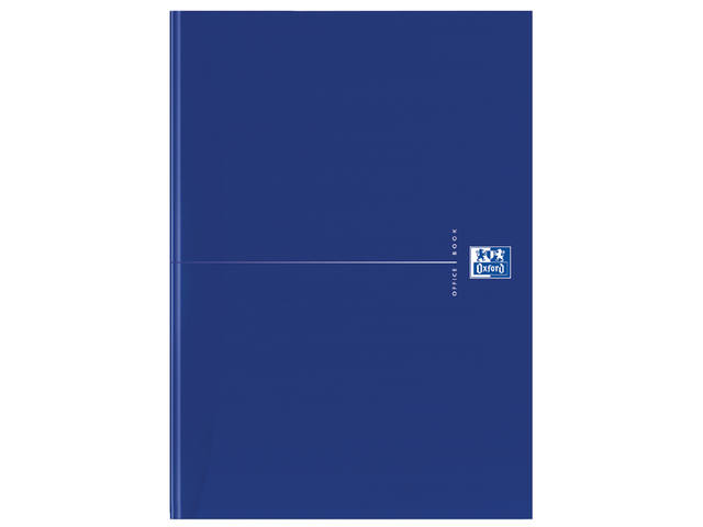 Notitieboek Oxford Original Blue A4 96vel gelinieerd 2