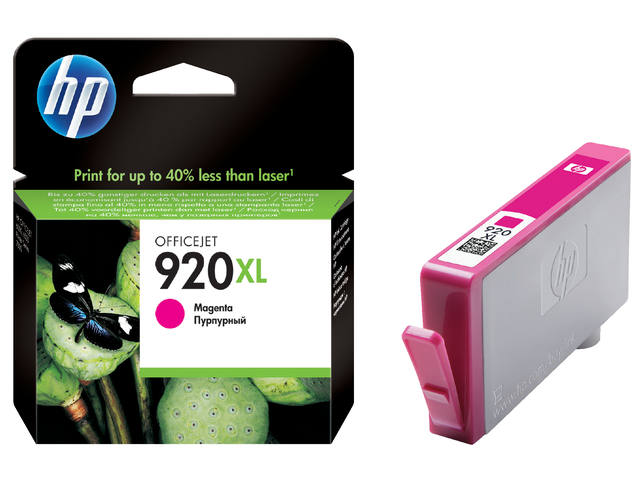 Inktcartridge HP CD973AE 920XL rood HC 1