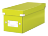Cd box Leitz Click & Store WOW 143x136x352mm groen