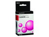 Inkcartridge Quantore Canon CLI-8 rood+chip