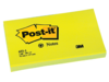 Memoblok 3M Post-it 655 76x127mm recycled geel