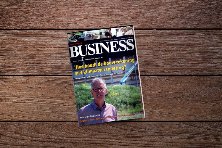 Rijnstreek Business cover