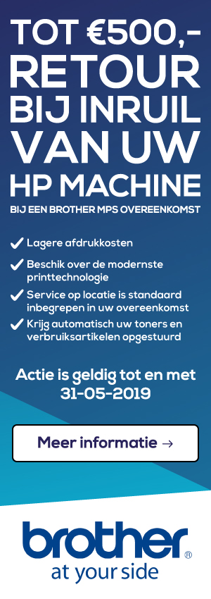 Brother inruilactie