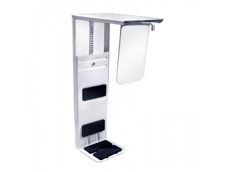 Computer Kast Kopen : Cpu houder hijdra tbv computerkast wit kopen bestel online bij
