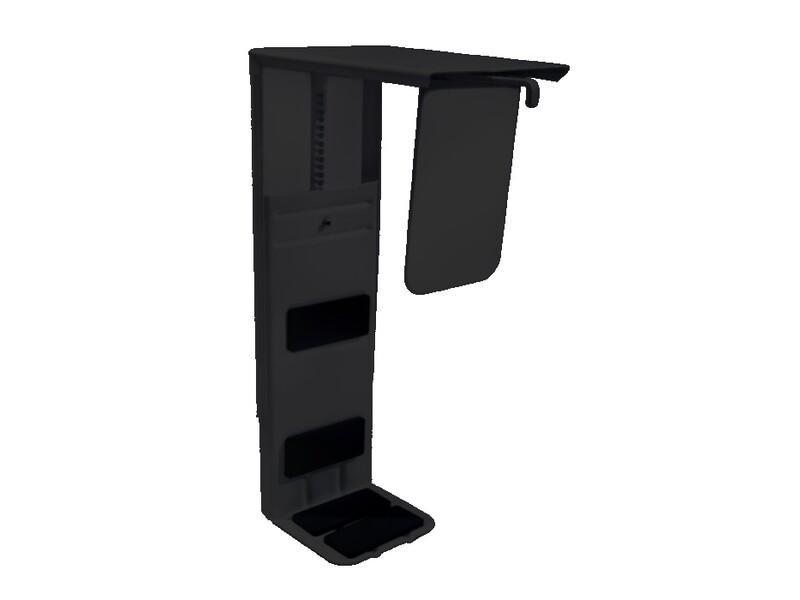 Computer Kast Kopen : Cpu houder hijdra tbv computerkast zwart kopen bestel online